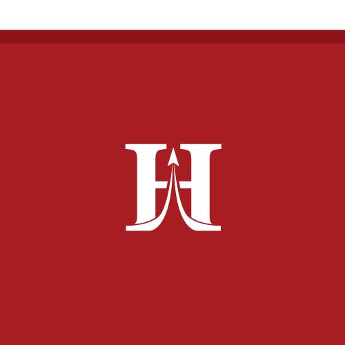 H letter logo for Herspective