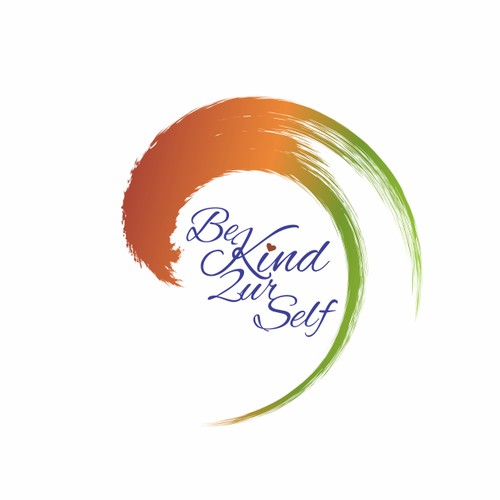 Be Kind 2 UR Self motivational shirt needs vibrant & youthful logo