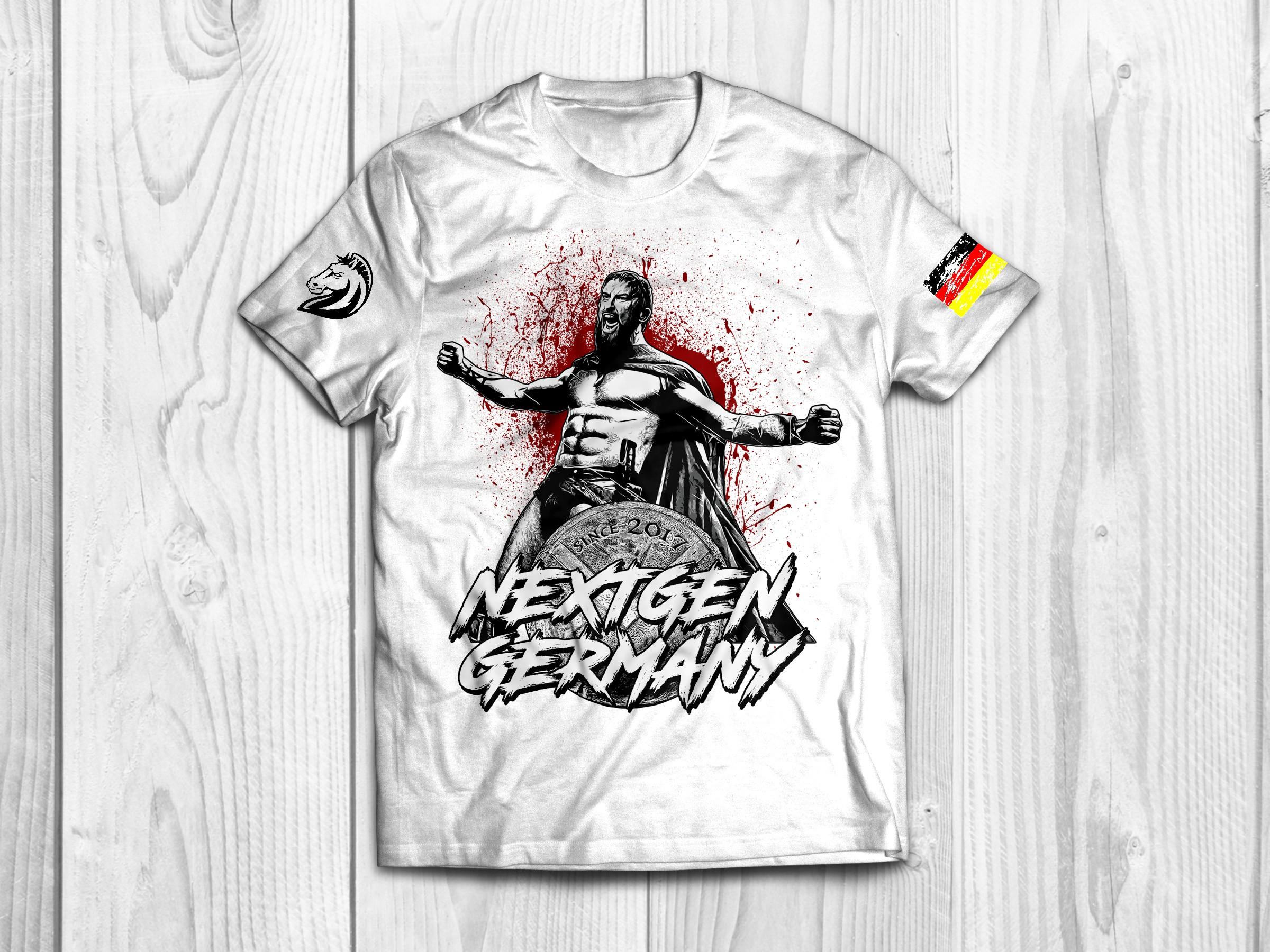 Warrior Logo NextGen Germany