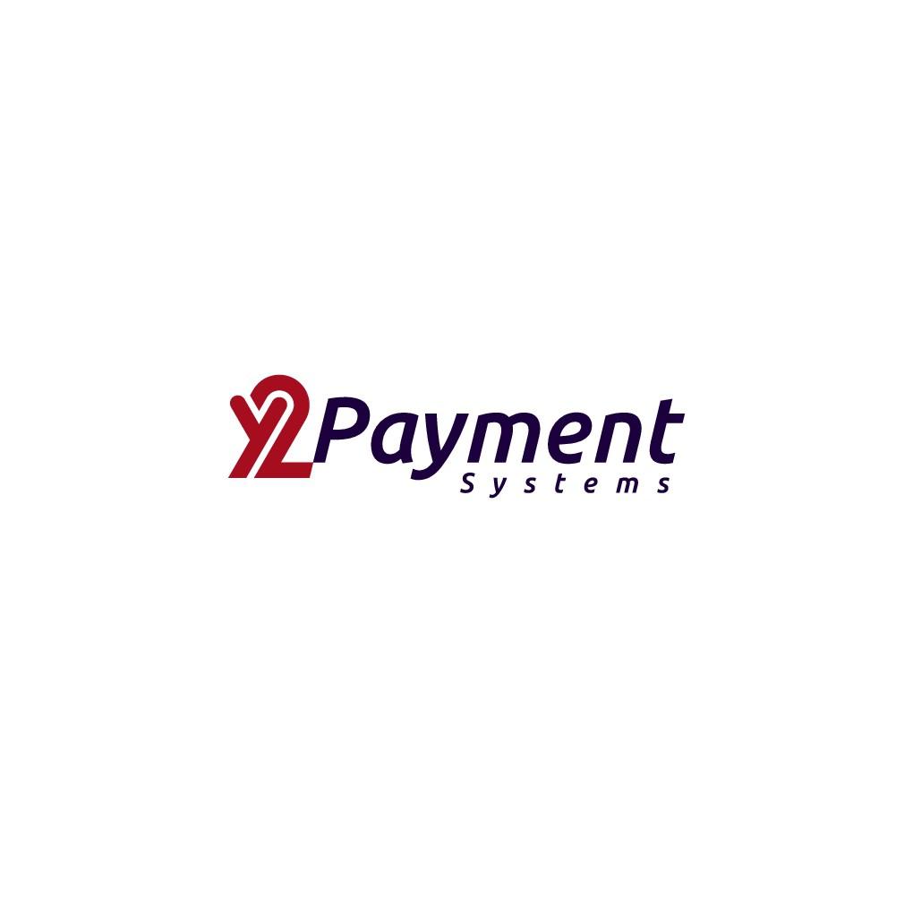 Create sleek modern tech-savy logo for Y2Payment Systems