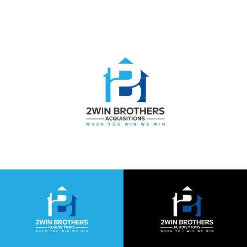 @Win Brothers Logo