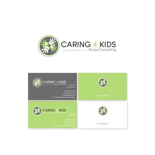 Caring 4 Kids logo