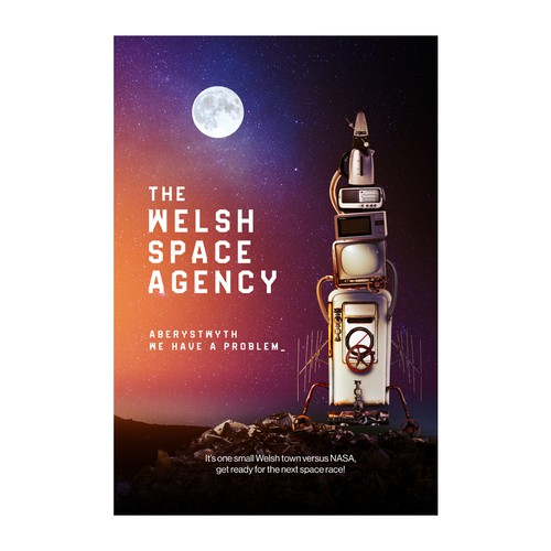 The Welsh Space Agency movie poster