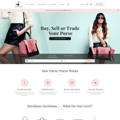 Purse 4 Purse Homepage