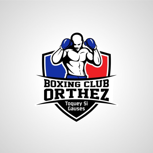 figther boxing