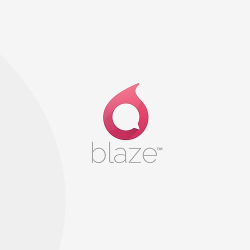 Logo for Blaze™ App