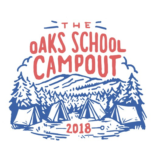 Oaks School Campout