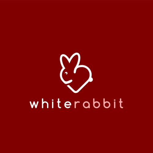 Design a cute rabbit logo, for a company that helps women !