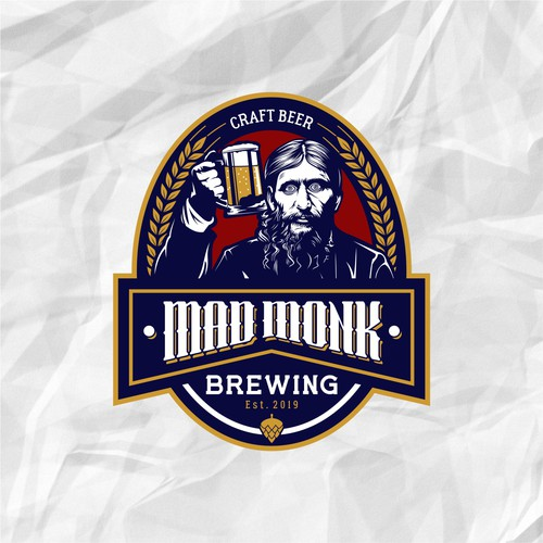Winner of Mad Monk Brewing Contest