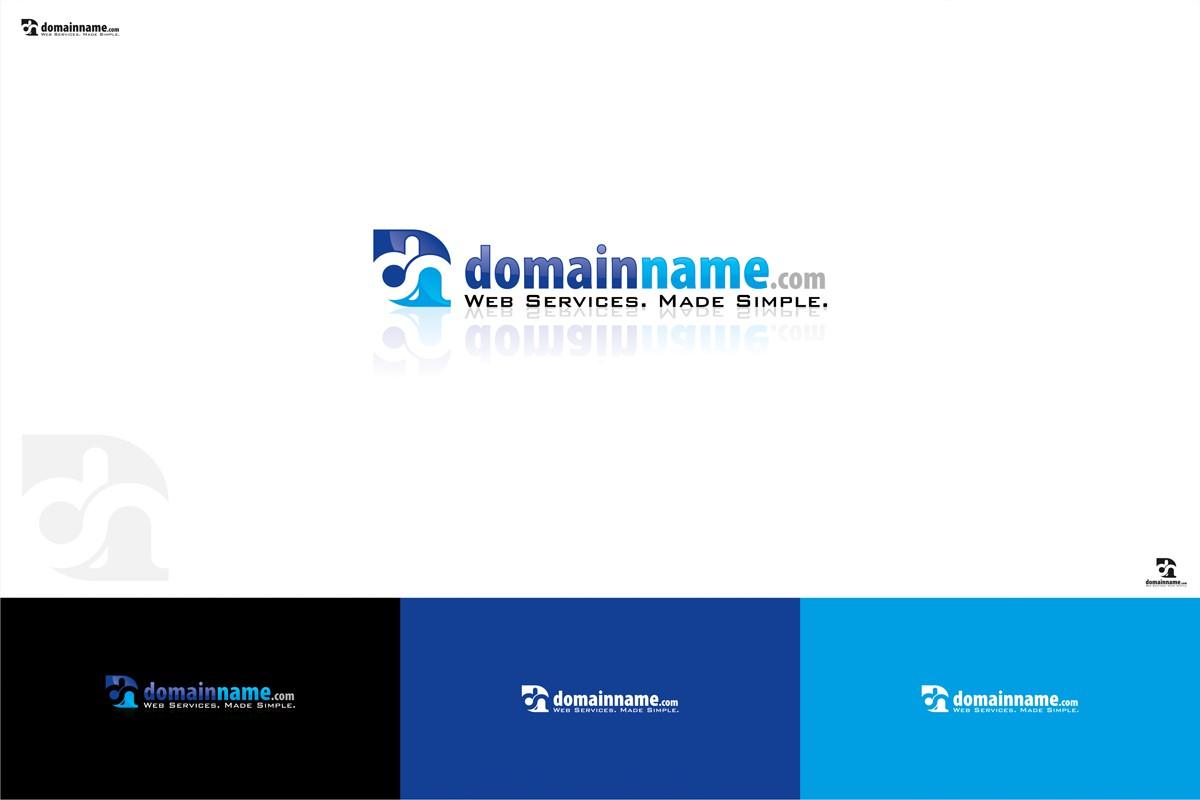 DomainName.com needs a new logo