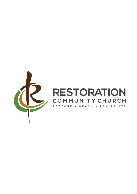 Design logo for Jersey church plant focused on restoration