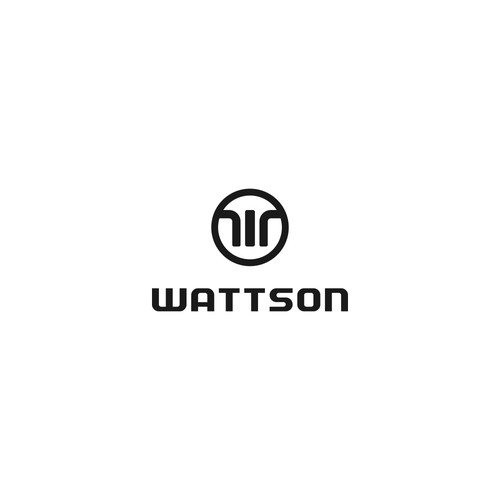 Logo design for Wattson Electric Scooters
