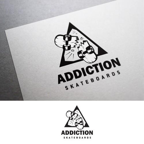 addiction skateboards