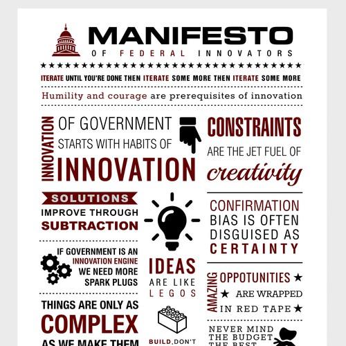 Manifesto of Federal Innovators