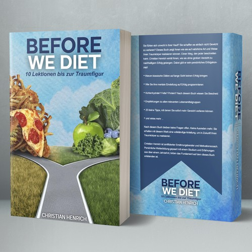 Cover book: Before We Diet