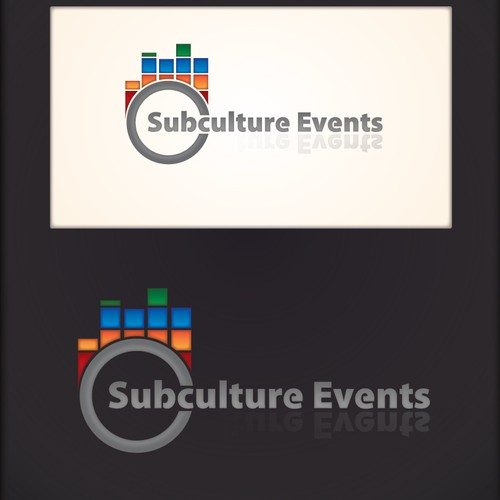 Help Subculture Events with a new logo
