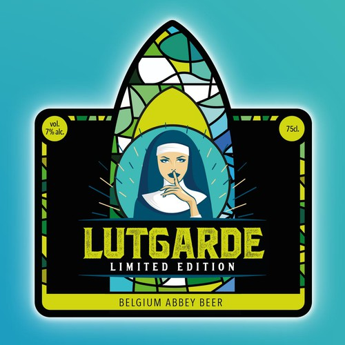Lutgarde -Belguium Abbey Beer