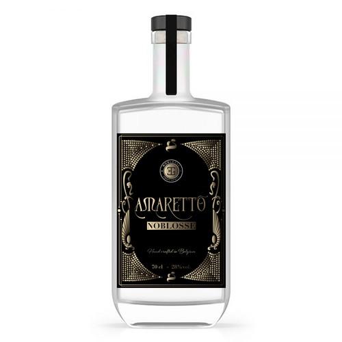Belgian Organic Amaretto Spirit