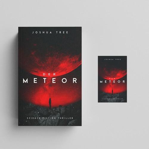 Sci-fi Thriller Book cover