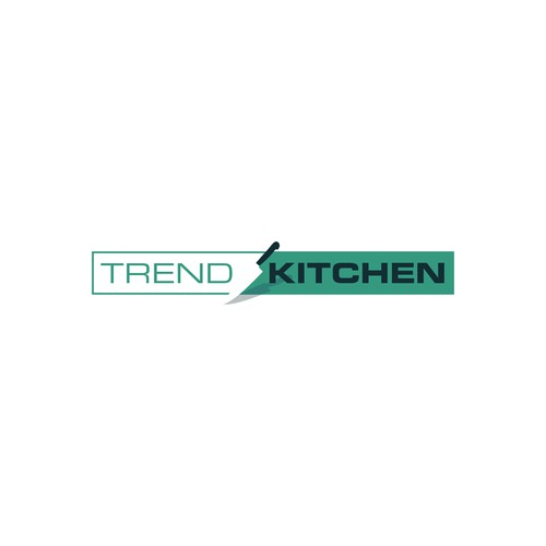 Invisible Trend Kitchen Knife