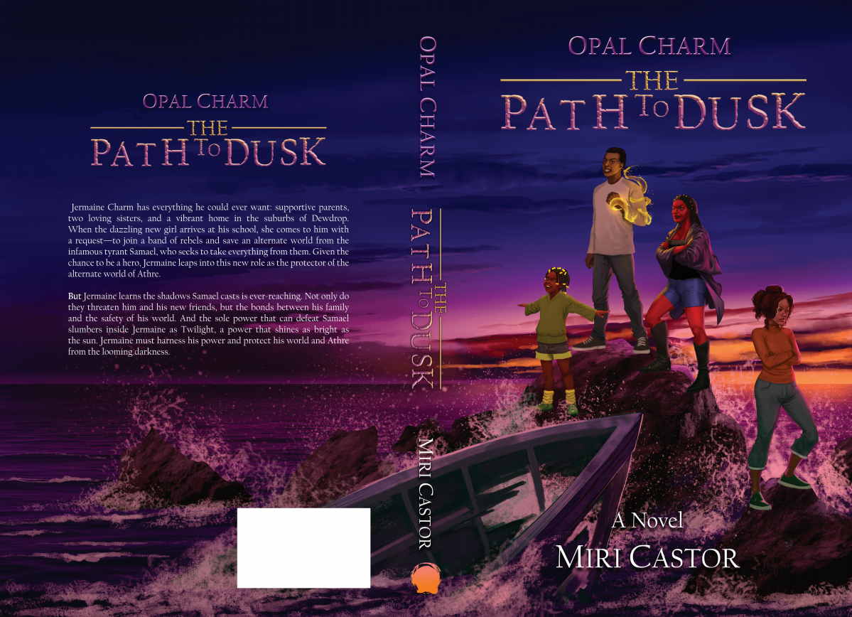 The Path to Dusk Book Cover