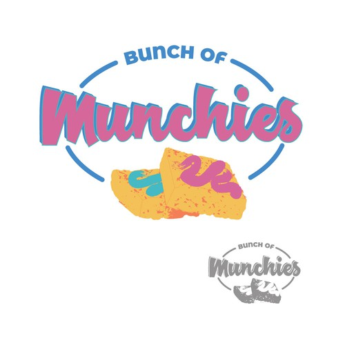 Logo for a Bunch of Munchies
