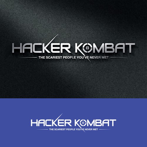 Shape the future and win the Hacker Kombat logo contest!