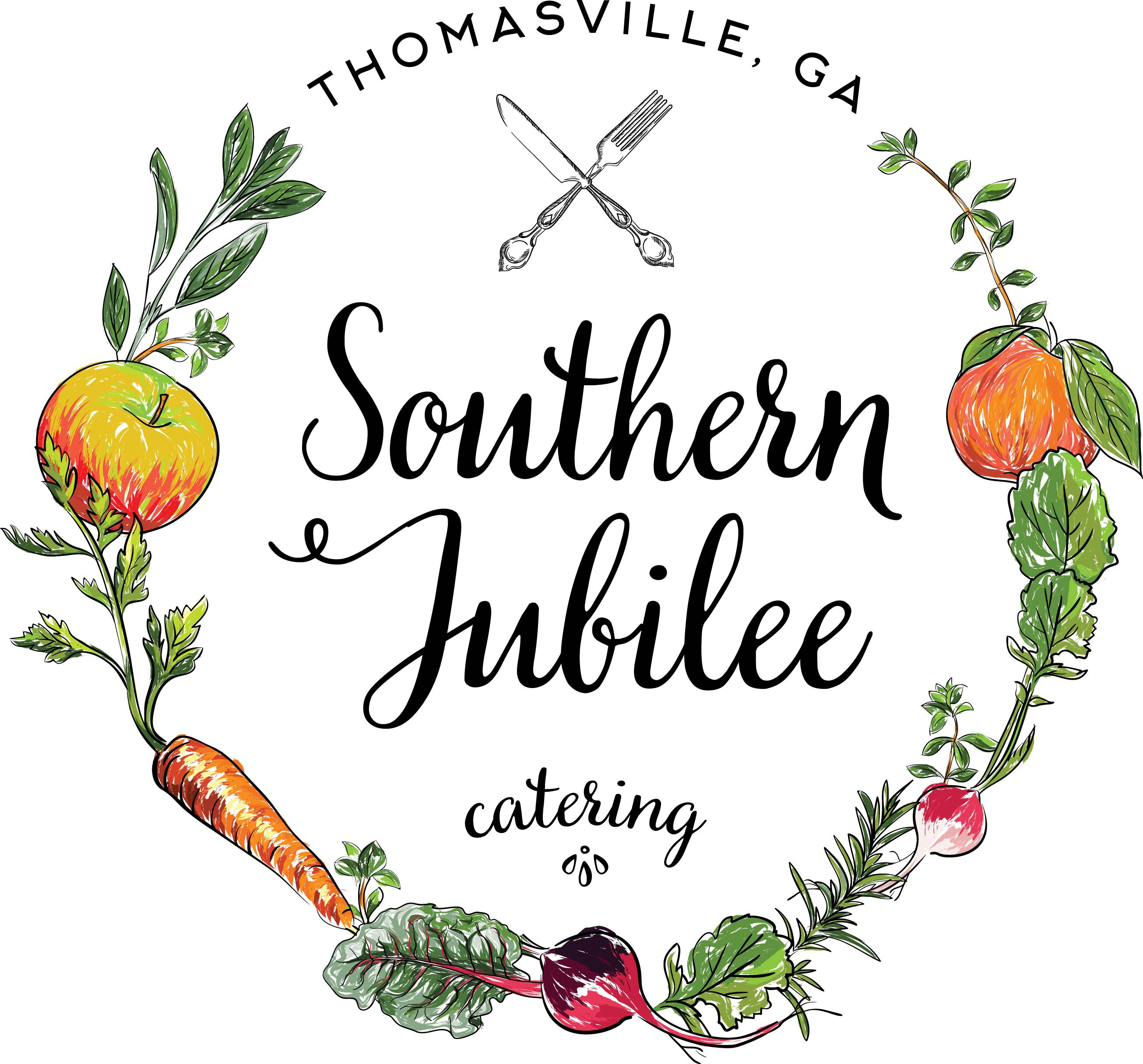 Southern Jubilee's Catering Logo Contest