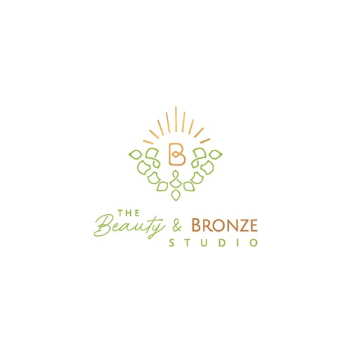 Logo concept for beauty studio