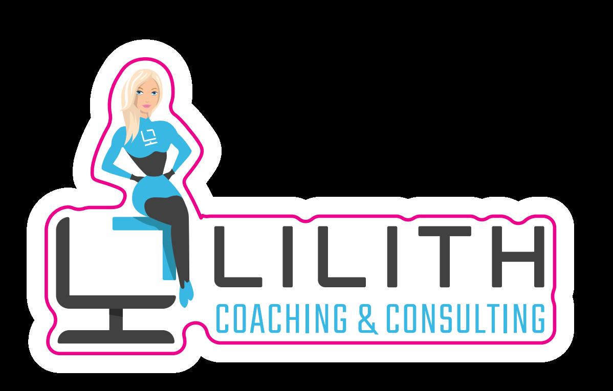 Sticker design for Lilith