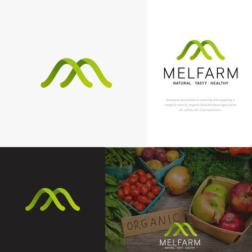 logo for melfarm