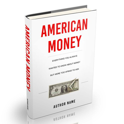 Creative and Bold book cover for American Money