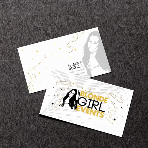 Blonde Girl Events