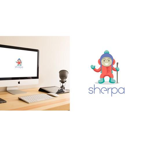 Sherpa Mascot/Logo