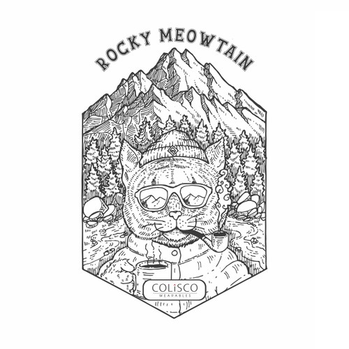 Rocky meowtain