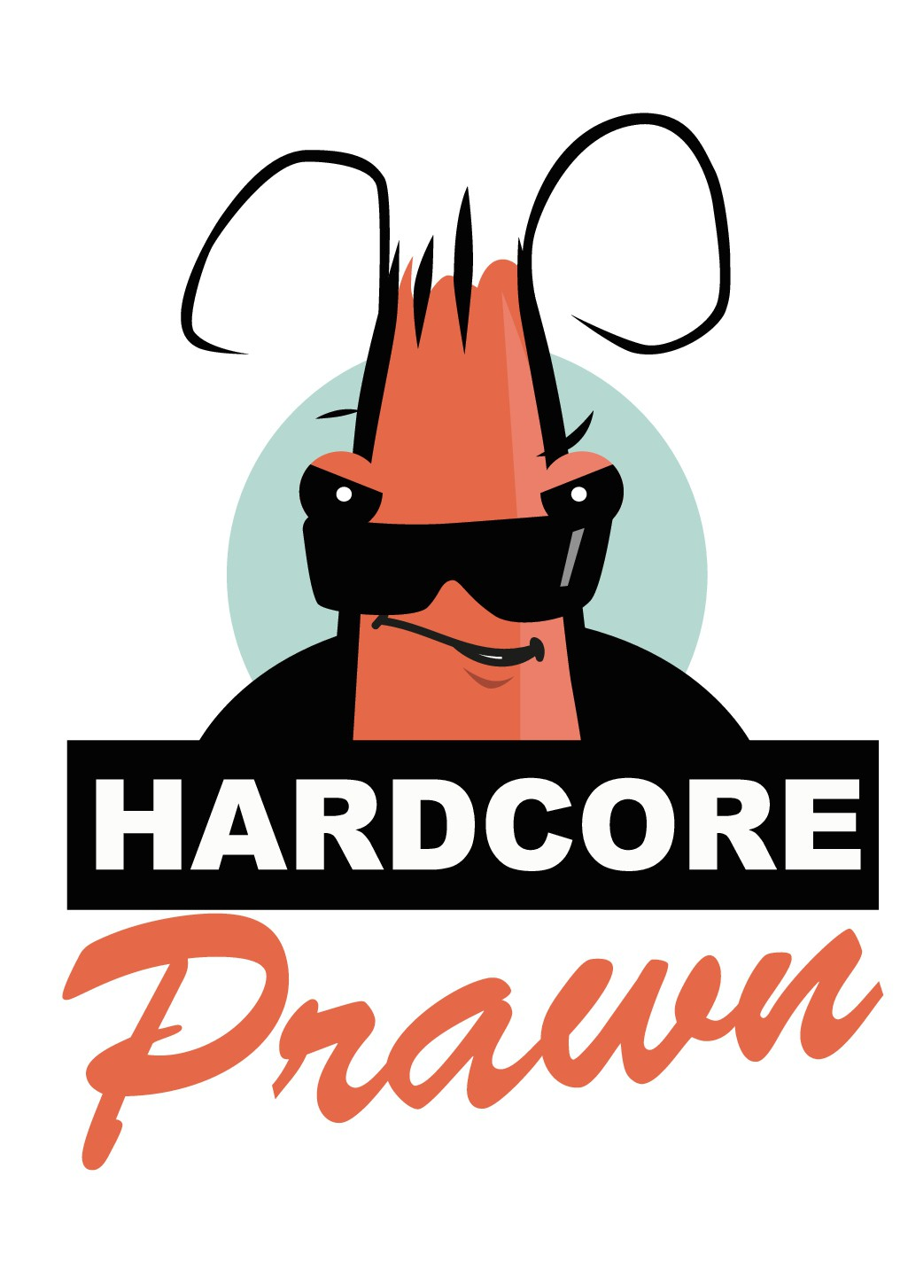 Hardcore Prawn - Need a strong and memorable logo :)