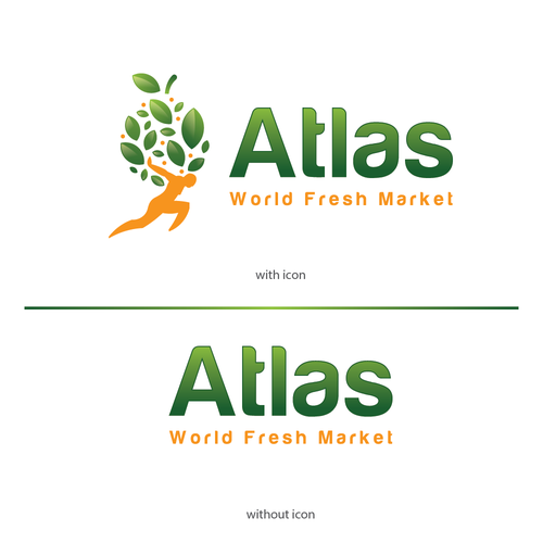 Logo Concept for Atlas