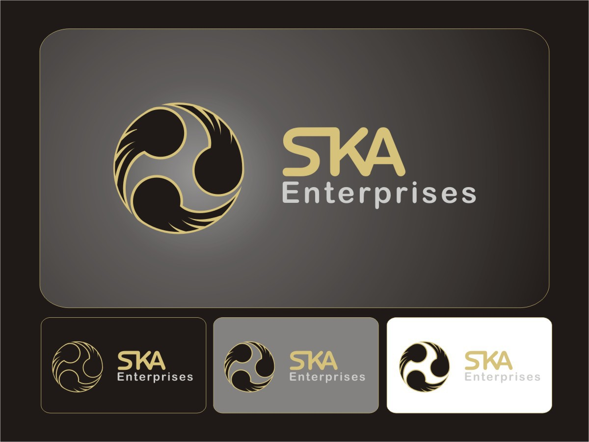 Improove the logo CHALLENGE - SKA Enterprises