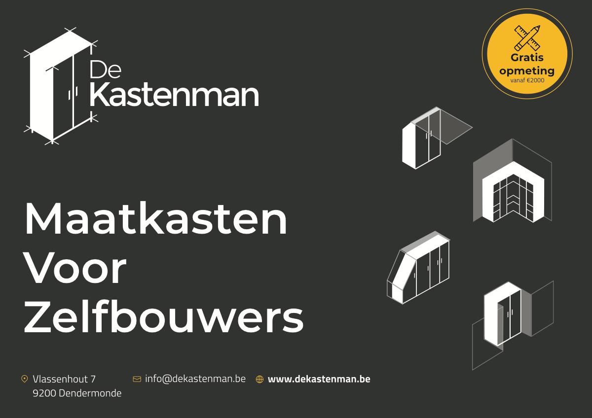 De Kastenman Flyer