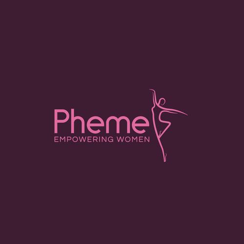 Bold logo concept for Pheme