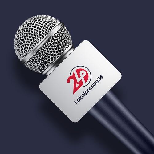 Logo for regional news web portal