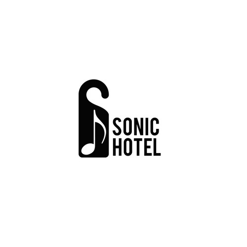 music logo concept
