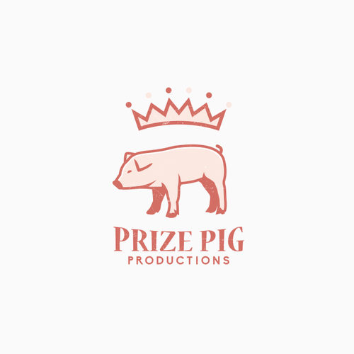 Logo for Prize Pig productions