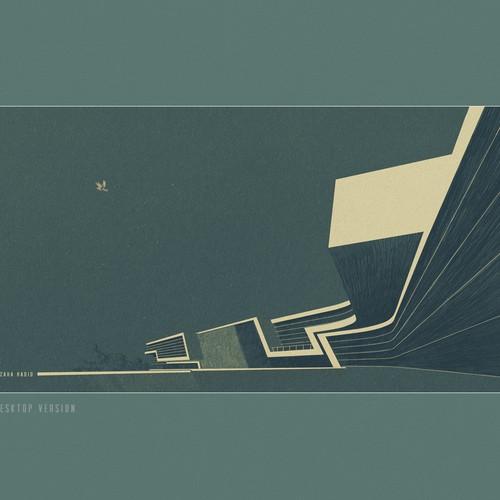minimalism-99designs community contest