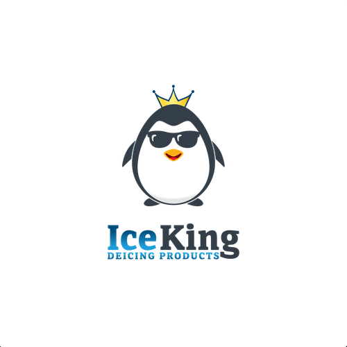 logo for Ice King Deicing Products