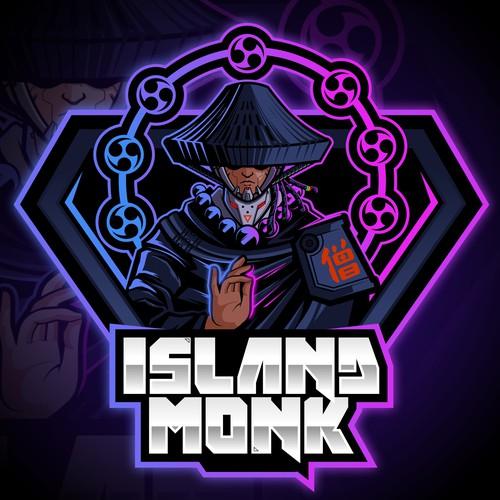 ISLAND MONK