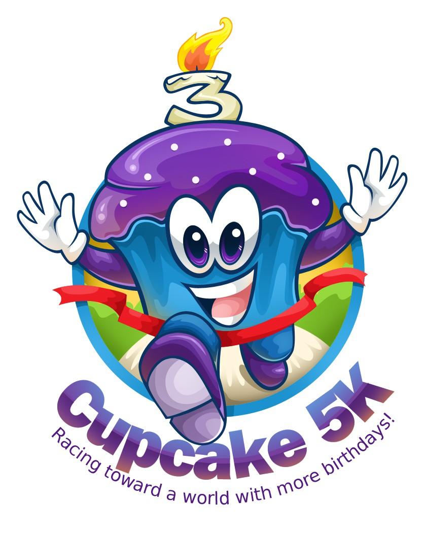 Help The Cupcake 5k with a fun & modern new logo