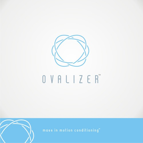 Simple Logo for OVALIZER