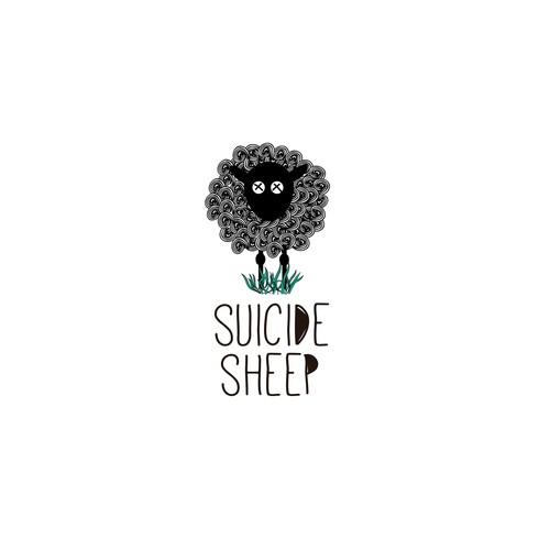 fun logo for a indie band