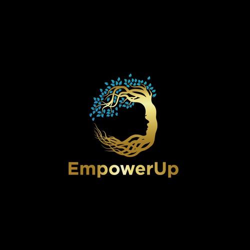 Empowerup coaching logo